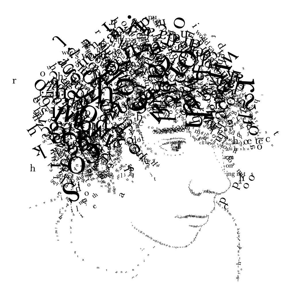Baskerville Self Portrait by Aldyn