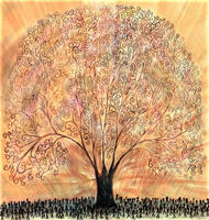 Tree of Life by greatcircleofstuff