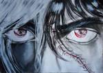 Grief in gloom ( BlackJack's scars)  by Libra-marig