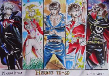 Heroes 70 -80