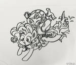 Pinkie and Wattson by Krista-21