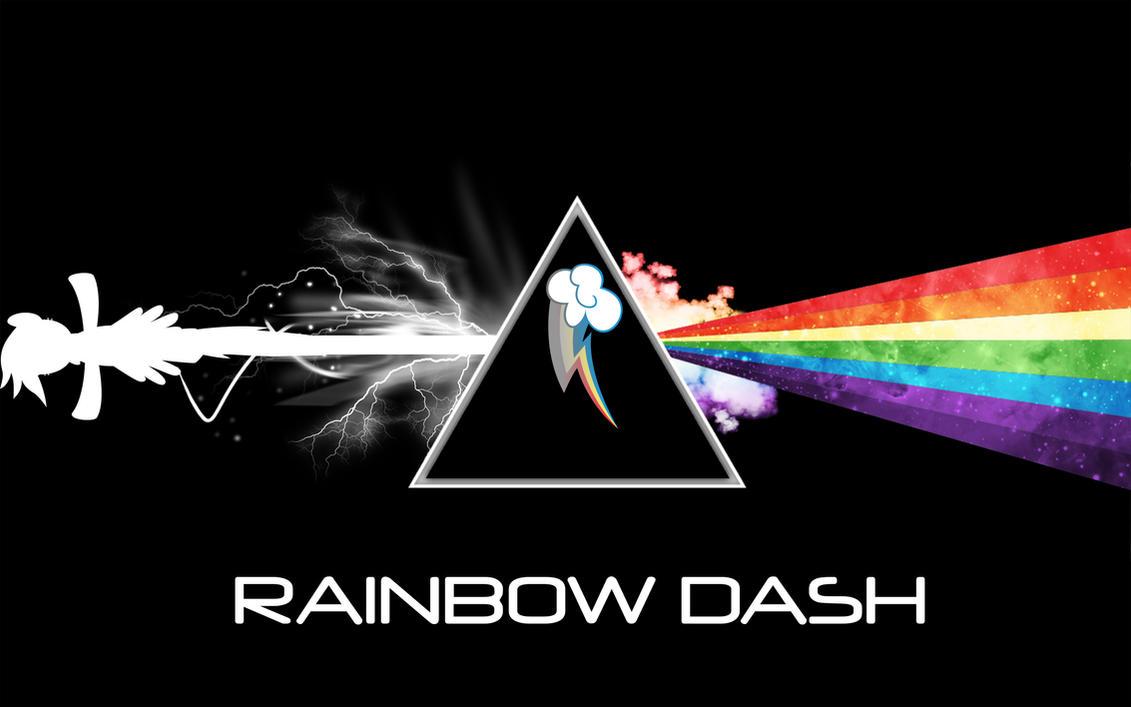 Rainbow Dash Wallpaper by HumblrPI