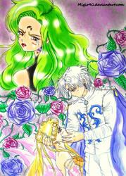 Incompatibility of love by migio90