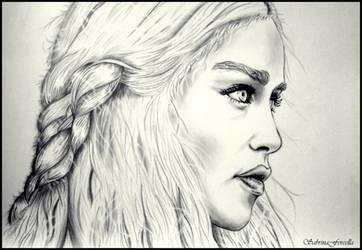 Daenerys Targaryen by migio90