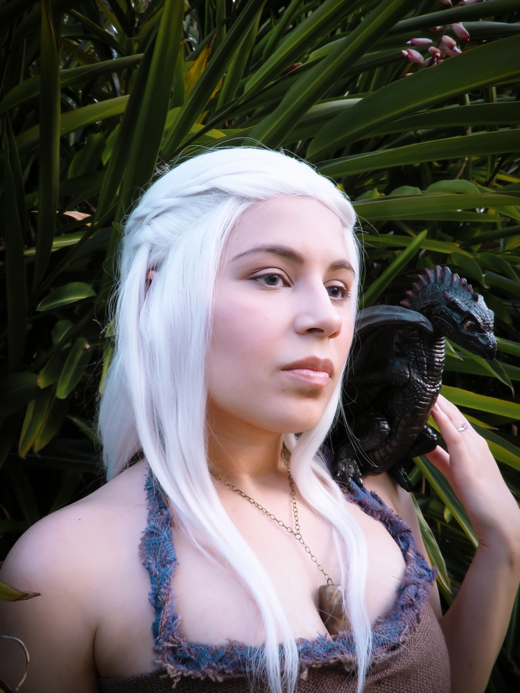 Mother of Dragons by LadyofSparda