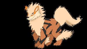 Pokemon - Arcanine