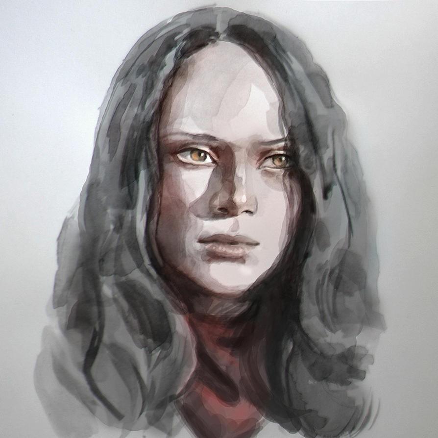 Bethany Hawke by GronnUlv
