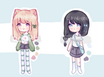 . closed updated adopts