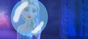 Elsa's Bubble