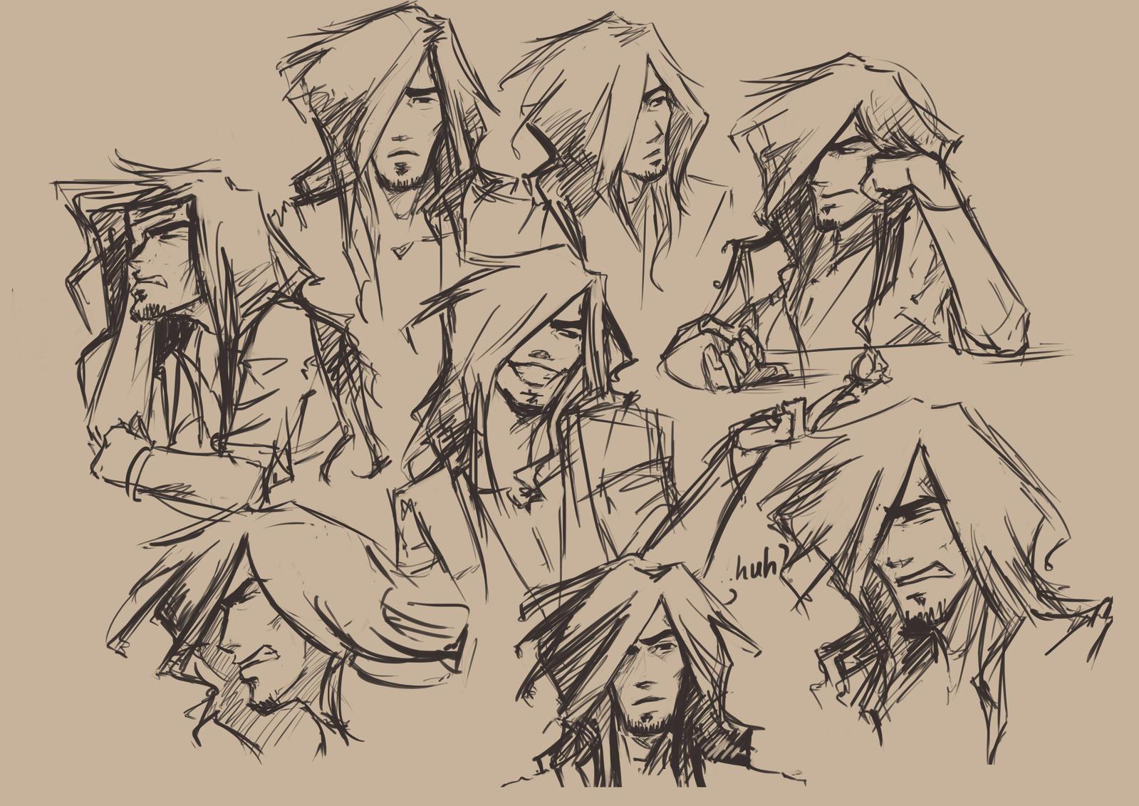 Facial Expressions - Jerod
