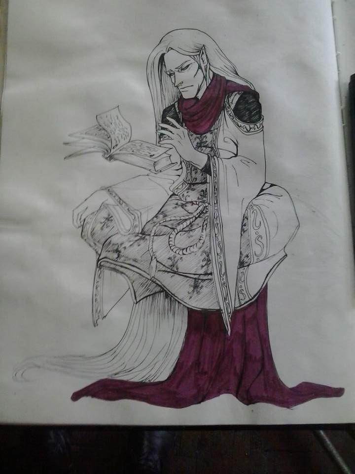 Amandil by AdoraLynn