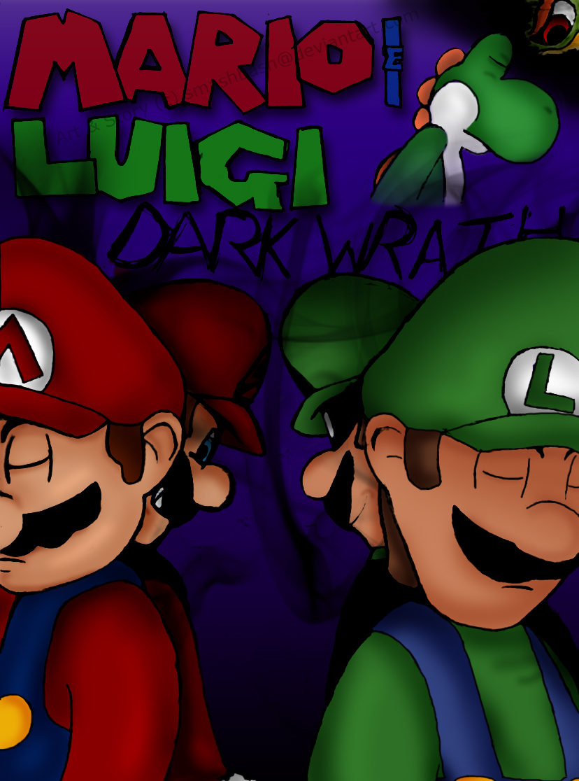 MLDW Front Cover COLOURED by SmashBash
