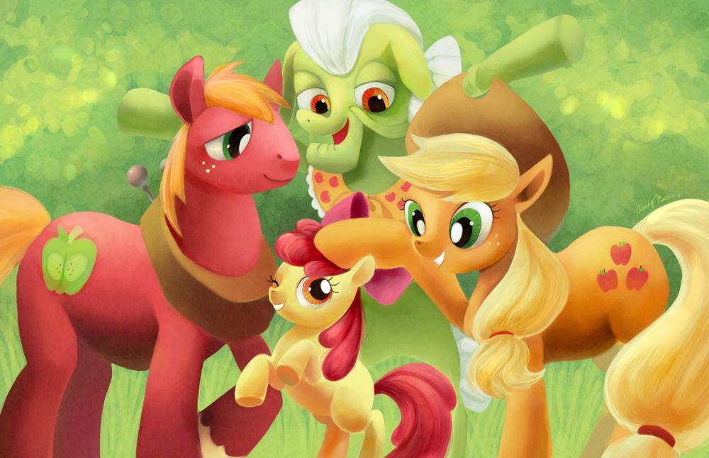 Apple Family!!
