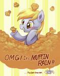 MUFFIN RAIN!!!