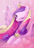 Princess series - Cadence by amy30535