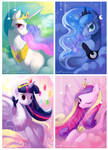 Princess series - all in one :D
