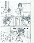 Spirit emblem manga page 4