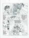Spirit Emblem manga page 6
