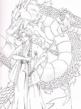Samurai persona