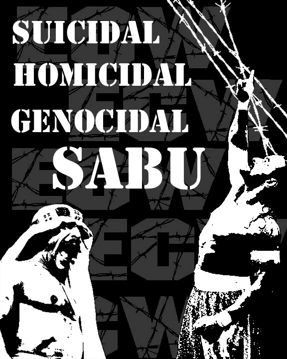 SABU by ibleedECW  Sabu Ecw T Shirt