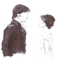 Do You Dance, Mr Darcy? by swingkid24