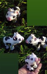 Baby Cow Pony by ZarineBashire