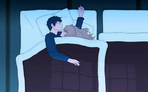 Ryuuji X Taiga - Night love. by XxLoverDeepDownxX