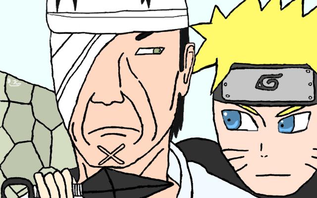 Uzumaki Naruto: I caught you Danzo Shimura. by BKASSASSIN