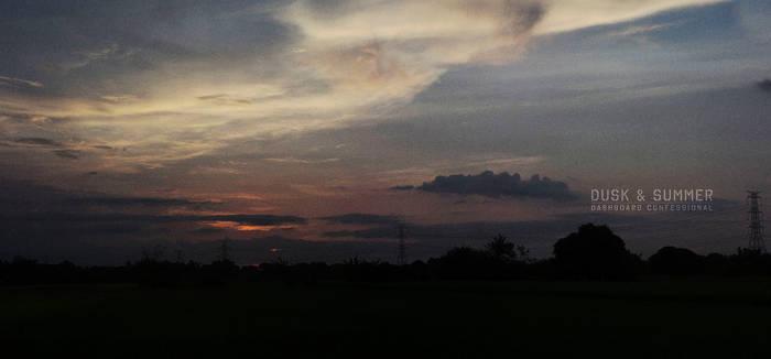 dusk and summer