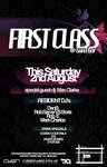 First Class - Event Flyer 2