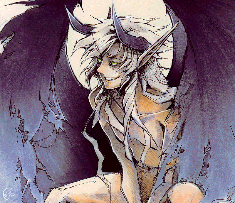 Go Back  gt  Gallery For  gt  Anime Incubus DemonIncubus Demon
