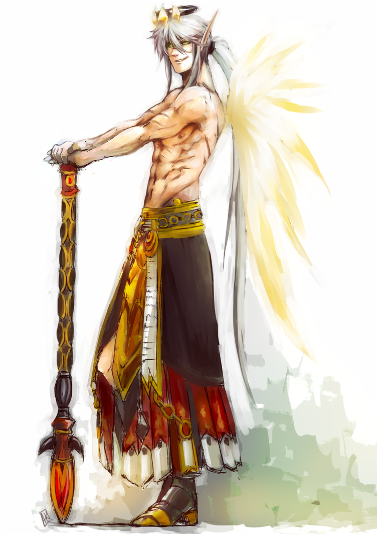golaya-human-fighter-lineage
