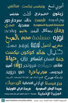arabic font collection