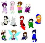 Baby Naruto Kids