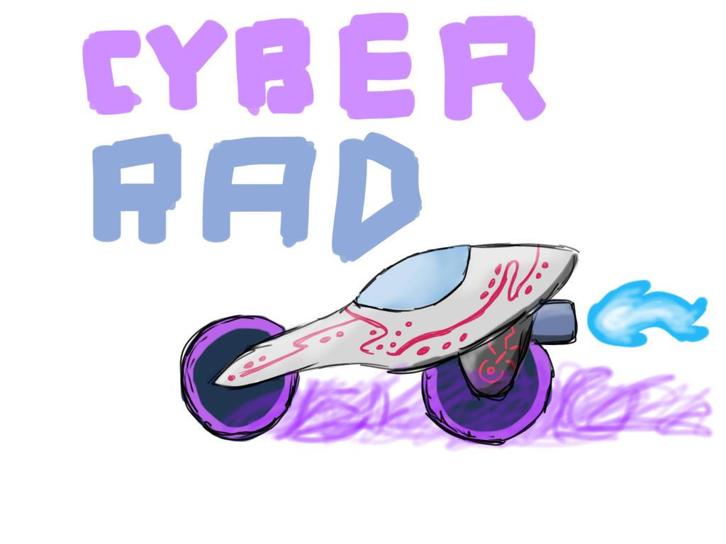 Cyber Rad by LimeGreenFlix