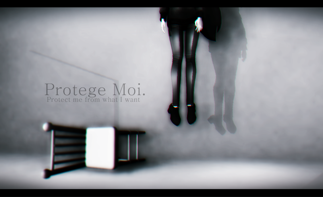 MMD Protege Moi by RinRinTyaan