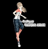 MMD Selfmodel update! by RinRinTyaan