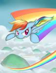 RainbowDash print