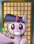 Twilight Sparkle's Wall of Success