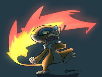 December 7th pokemon challenge: Fire