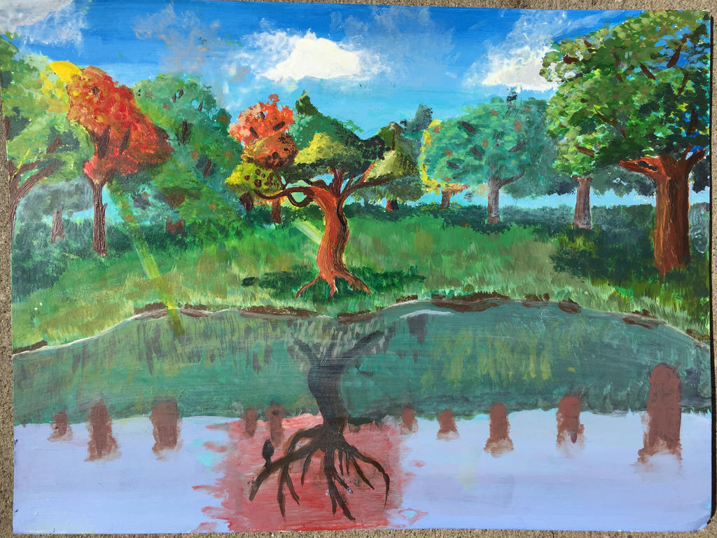 The Garden Of Eden By Jairartis On Deviantart