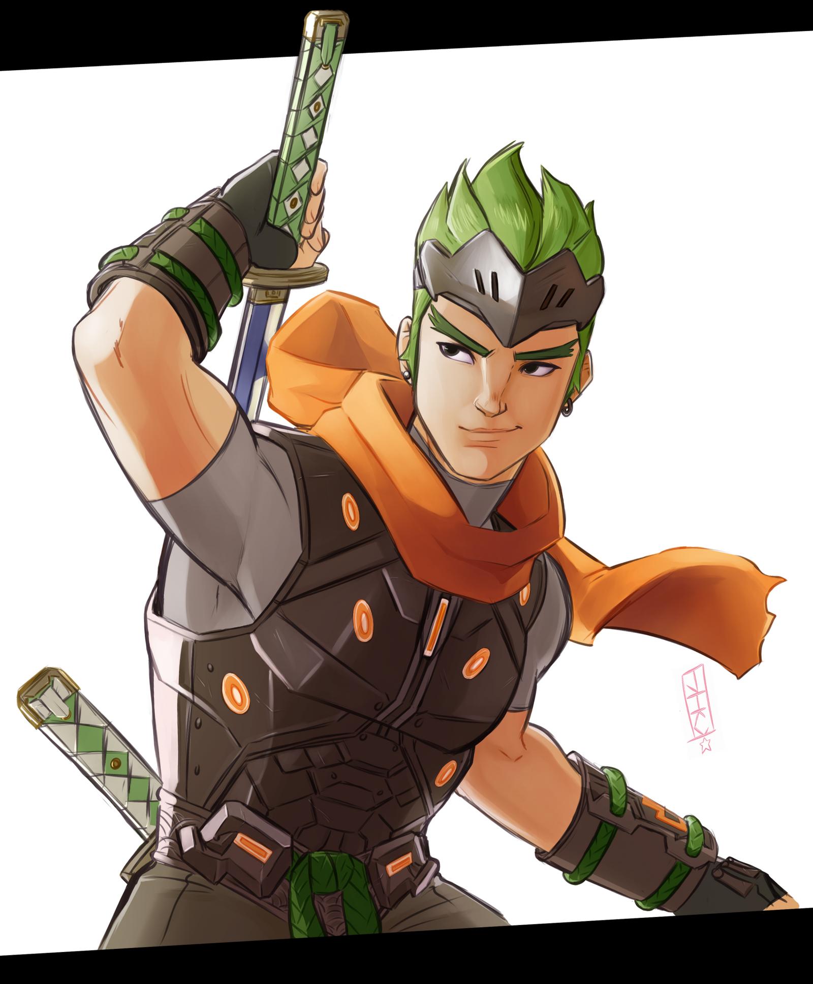 Genji by JICheshire
