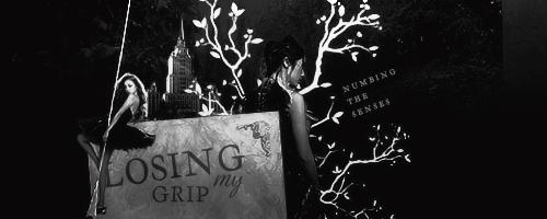 Losing my Grip by Syuniikissing