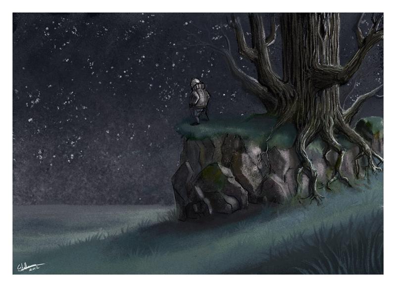 Starry Night by gfellou