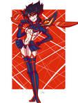 Ryuko Matoi - Life Fiber Synchronized