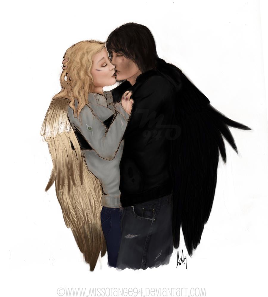 max and fang kiss ii by missorange94 on deviantart
