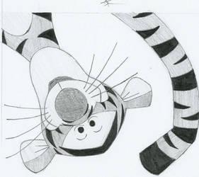 Tigger by Ultimate-Saiyan