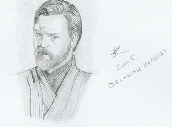 Obi-Wan Kenobi by Ultimate-Saiyan