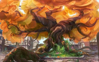 The Sun Tree of Whitestone - Critical Role