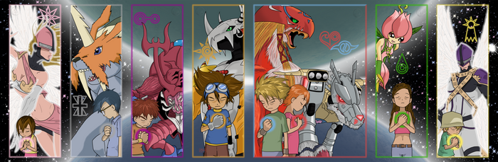 The Digidestined